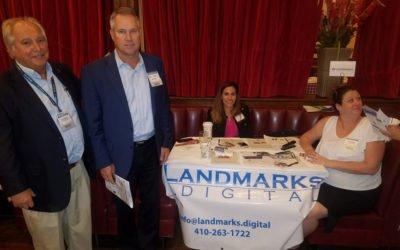Chevy Chase Entrepreneurs Meet Landmarks!