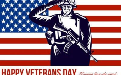 Veterans, We Thank You!
