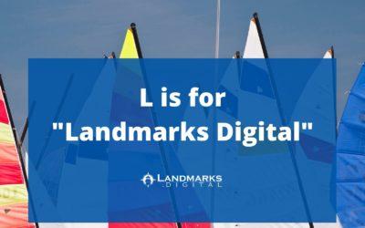 L Is For Landmarks Digital