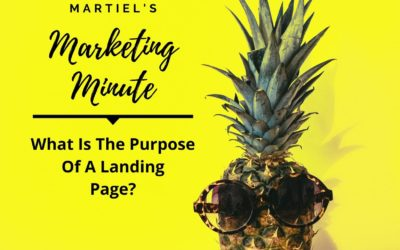 What Is The Purpose Of A Landing Page?