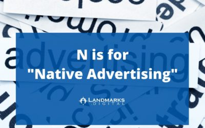 N Is For Native Advertising
